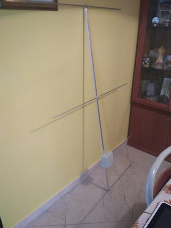 Antenna work in progress