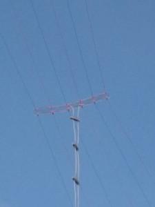 Centrale dell'antenna